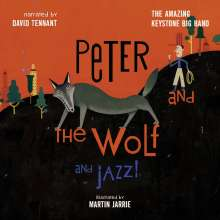 The Amazing Keystone Big Band: Peter And The Wolf And Jazz!, CD