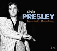 Elvis Presley (1935-1977): Love Me Tender / Blue Suede Shoes, 2 CDs