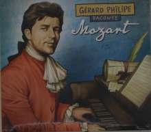 Gerard Philipe: Mozart, CD