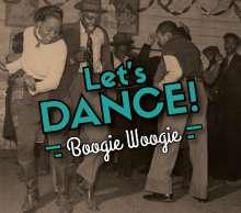 Let's Dance!: Boogie Woogie, 3 CDs