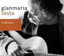 Gianmaria Testa: Live & Altro, 4 CDs