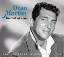 Dean Martin: The Test Of Time: The Singles 1949 - 1961, 5 CDs