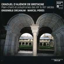 Das Graduale d.Äbtissin Alienor de Bretagne, CD