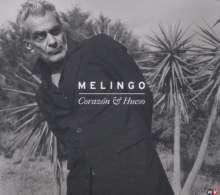 Melingo: Corazon & Hueso, CD