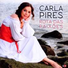 Carla Pires: Rota Das Paixoes, CD