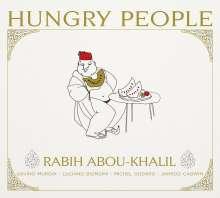 Rabih Abou-Khalil (geb. 1957): Hungry People, CD