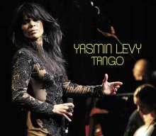 Yasmin Levy: Tango: Live 2013 (CD + DVD), 1 CD und 1 DVD