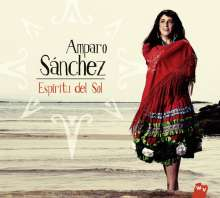 Amparo Sanchez: Espiritu Del Sol, CD