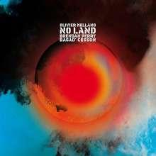Olivier Mellano & Brendan Perry: No Land, CD