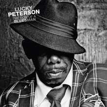 Lucky Peterson: The Son Of A Bluesman (180g) (Limited Edition) (+ 4 Vinyl only-Tracks), 2 LPs