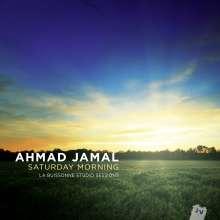 Ahmad Jamal (geb. 1930): Saturday Morning: La Buissonne Studio Sessions, CD