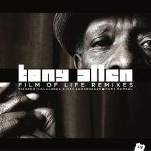 "Tony Allen (geb. 1940): Film Of Life Remixes, Single 10"""