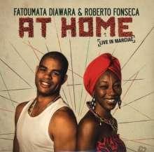"Fatoumata Diawara & Roberto Fonseca: At Home (Live In Marciac), 2 Single 10""s"