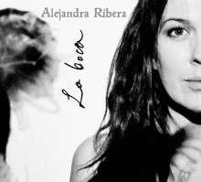 Alejandra Ribera: La Boca, CD