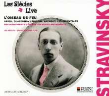 Igor Strawinsky (1882-1971): Der Feuervogel, CD