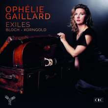 Ophelie Gaillard - Exiles (180g), 2 LPs