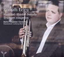 Romain Leleu - Trumpet Concertos, 2 CDs