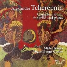 Alexander Tscherepnin (1899-1977): Sämtliche Werke für Cello & Klavier, SACD