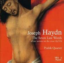 Joseph Haydn (1732-1809): Die sieben letzten Worte unseres Erlösers am Kreuze, SACD