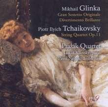 Peter Iljitsch Tschaikowsky (1840-1893): Streichquartett Nr.1, SACD