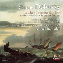 Claude Debussy (1862-1918): La Mer, SACD