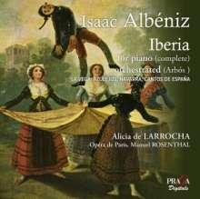 Isaac Albeniz (1860-1909): Iberia (Klavierfassung), 2 SACDs