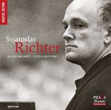 Svjatoslav Richter - Mussorgsky / Tschaikowsky, SACD