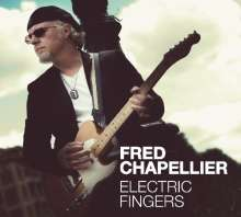 Fred Chapellier: Electric Fingers, CD