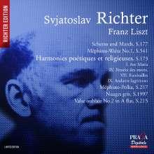 Franz Liszt (1811-1886): Harmonies poetiques et religieuses, SACD