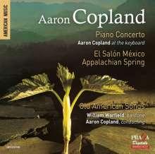 Aaron Copland (1900-1990): Klavierkonzert, Super Audio CD