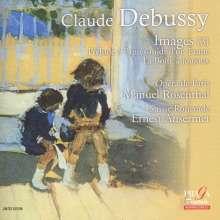 Claude Debussy (1862-1918): Images pour Orchestre Nr.3, SACD