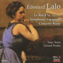 Edouard Lalo (1823-1892): Symphonie espagnole für Violine & Orchester op.21, SACD