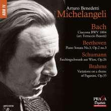 Arturo Benedetti Michelangeli, Klavier, Super Audio CD