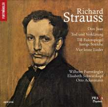 Richard Strauss (1864-1949): Tod & Verklärung op.24, SACD