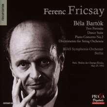 Ferenc Fricsay dirigiert, SACD
