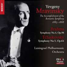 Johannes Brahms (1833-1897): Symphonie Nr.4, Super Audio CD