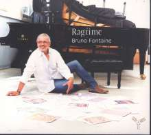 Bruno Fontaine - Ragtime, CD