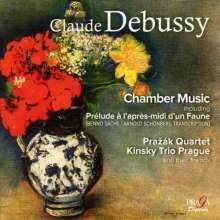 Claude Debussy (1862-1918): Prelude a l'apres-midi d'un faune (Kammermusik-Version), SACD