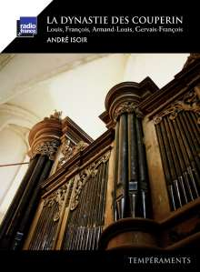 Andre Isoir - La Dynastie Des Couperin, CD