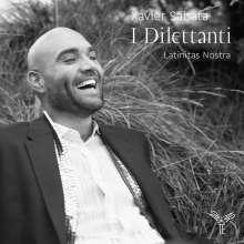 Xavier Sabata - I Dilettanti, CD