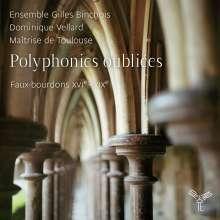 La Maitrise de Toulouse - Polyphonies oubliees, 2 CDs