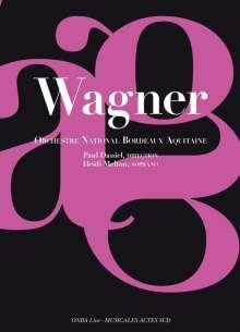 Richard Wagner (1813-1883): Wagner, CD