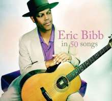 Eric Bibb: Eric Bibb in 50 Songs, 3 CDs