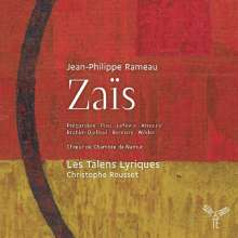Jean Philippe Rameau (1683-1764): Zais, 3 CDs
