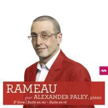 Jean Philippe Rameau (1683-1764): Pieces de Clavecin, CD