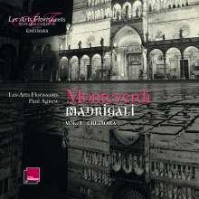 """Claudio Monteverdi (1567-1643): Madrigali Vol.1 - """"Cremona"""", CD"""