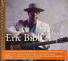 Eric Bibb: Guitar Tab Songbook Volume 1 (CD + DVD + CD-ROM), CD