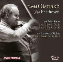 Ludwig van Beethoven (1770-1827): Violinsonaten Nr.5,6,9, CD
