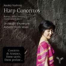 Naoko Yoshino - Harp Concertos, CD