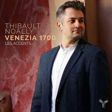 Thibault Noally - Venezia 1700, CD